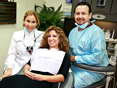 Lawndale Family Dentist | dental exam, teeth cleaning, root canals | Lifetime Smile Dental